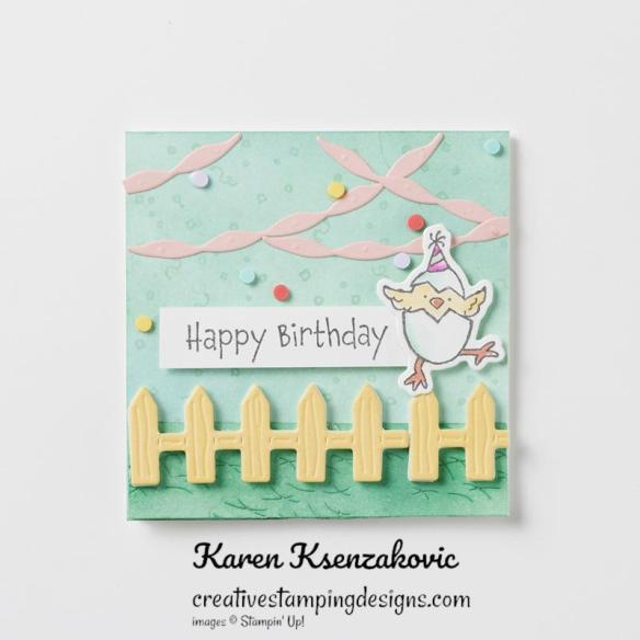 This image has an empty alt attribute; its file name is stampin-up-hey-chick-and-hey-birthday-chick-bundles5-creativestampingdesigns.com_.jpg